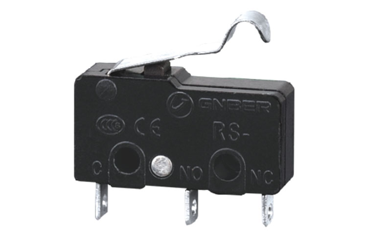 RS-5GL2S lever type mini micro switch