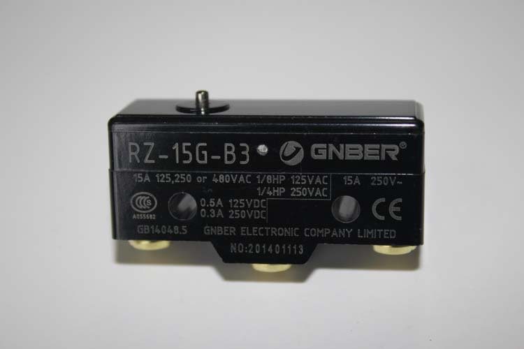 RZ-15G-B3 needle button micro switch