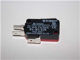 Short lever micro switch RV-161-1C25