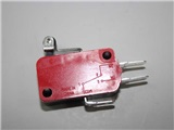 Short roller lever type micro switch RV-165-1C25