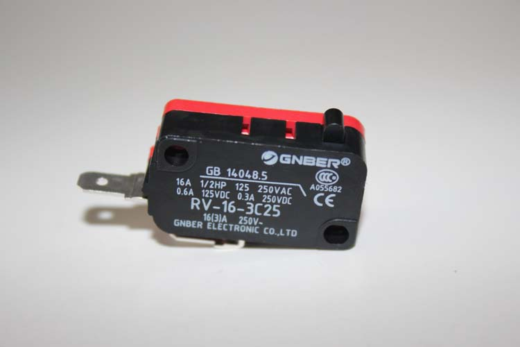 No Silver Point Small Micro Switch Rv 16 3c25 China
