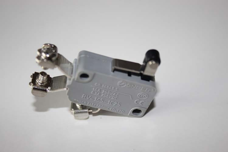 Gray Small Micro Switches RVAL6