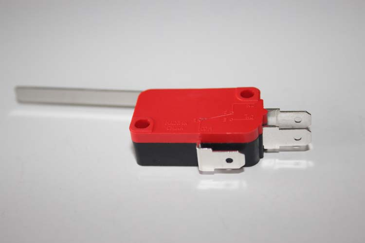 Long Lever Micro Switch Rv 163 1c25 China Gnber Electronic