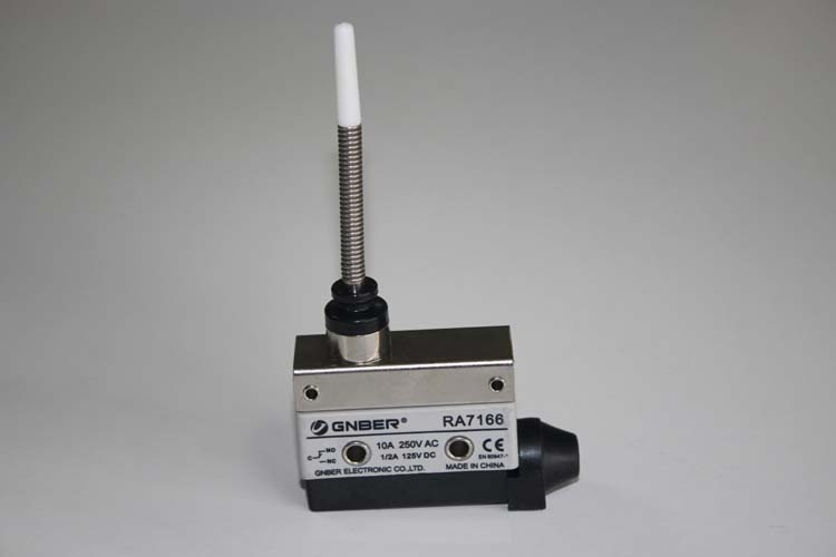 RA7166 spring soft rod type limit switch