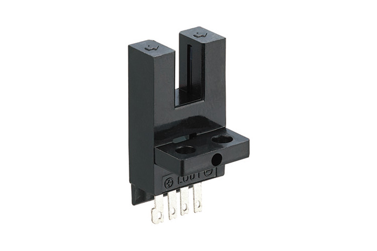 RSX-673 tightly mounting micro photoelectric sensor