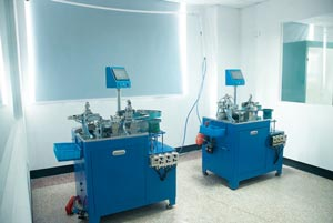 Production automatic machine